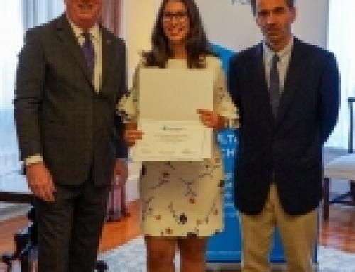 Congratulations to Rita Sá Ferreira